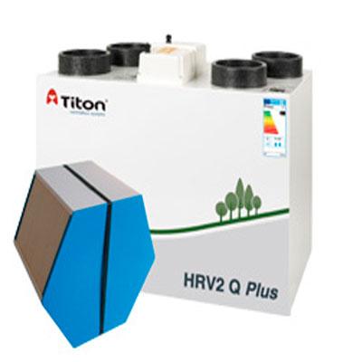 sistema de ventilacion mecanica controlada para construcciones passivhaus