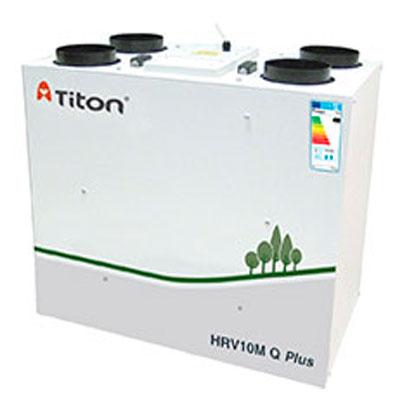 sistema-ventilacion-casa-passivhaus-titon-hrv10m-q-plus