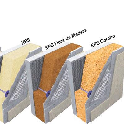 Productos para el aislamiento en viviendas con standar passivhaus