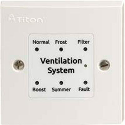 controlador ventilacion mecanica controlada auralite