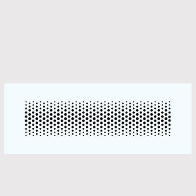 Rejillas-de-diseño-Starline-VMC-doble-flujo-avantgarde-blanco
