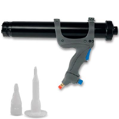 Pistola-neumatica-para-la-aplicacion-de-soudatight-Hybrid-en-bolsas