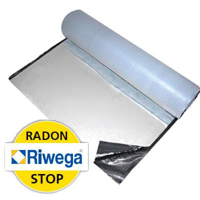 lamina para gas radon.